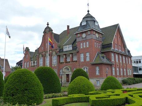 Papenburg Germany, Lower Saxony, Town Hall