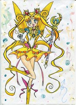 Pixie, Elf, Sprite, Princess, Anime, Animation