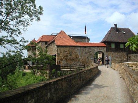 Ruin Hohenrechberg, Rechberg, Burgruine