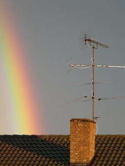 Rainbow, Phenomenon, Rain, Sunshine, Refraction, Sky