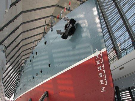 Museum, The Zhong Shan Gunboat, Warships