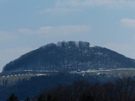 Hohenstaufen, Witness Mountain, Kaiserberg, Landscape