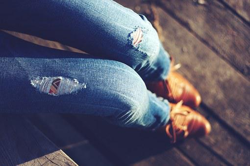 Jeans, Vintage, Zara, Boyfriends