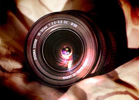 Objective, Picture, Zoom, Tuning, 18-50mm, Sweetness