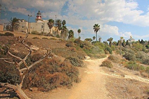 Stella Maris, Haifa, Lighthouse, Architecture, Convent