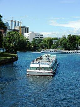 Ship, Ferry, Cruise, Cruise Ship, Tourism