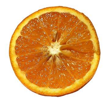 Orange, Citrus Fruit, Fruit, Orange Slice