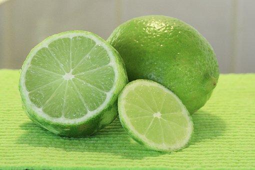 Lime, Citrus Aurantiifolia, Fruit, Citrus, Green