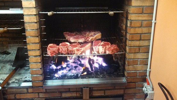 Bbq, Grill, Food, Barbecue, Meat, Cooking, Grilled