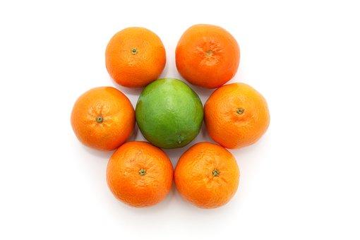 Fruit, Food, Flower, Citrus, Lime, Healthy, Balance