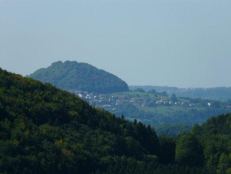 Hohenstaufen, Witness Mountain, Swabian Alb