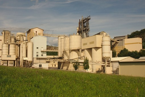 Old Factory, Marble Works, Quarry, Breisgau, Industry