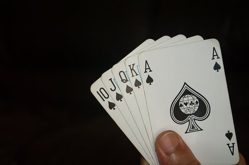 Poker Game, Poker, Cards, Clubs, Aces, Game, Card
