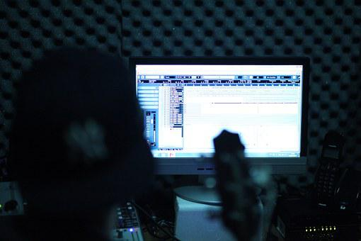 Microphone, Music, Studio, Music Studio, Stage, Sound