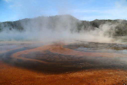 Yellowstone National Park, United States National Parks