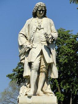 Bernard De Jussieu, Parc De La Tête D'or, Lyon