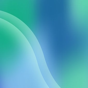 Background, Golf, Blue, Green, Turquoise, Pastel, Paper