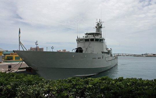 Boat, Water, Ocean, Ships, Gray, Vessel, Transport