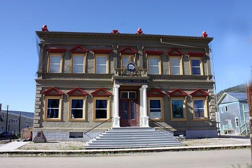 Dawson, Dawson City, Yukon, Building