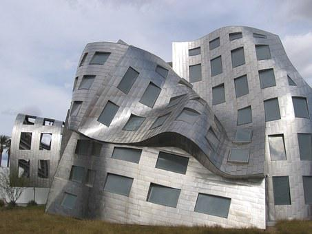 Lou Ruvo Centre, Las Vegas, Architecture, Building, Art