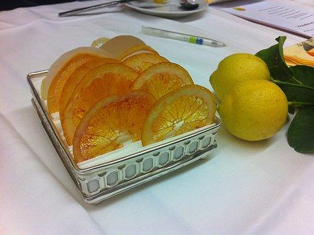 Orange, Candied, Steirereck, Citrus Days