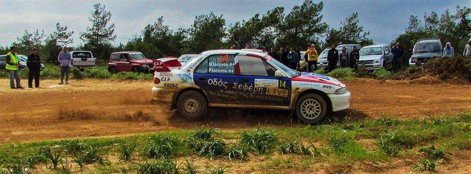 Rally, Car, Competition, Race, Sport, Cyprus