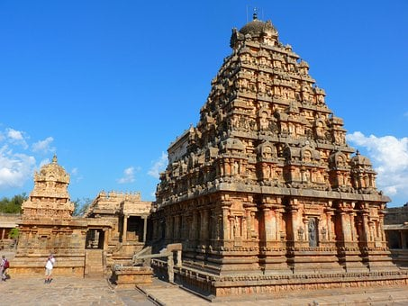 Temple, Darasuram, Chola Architecture, India