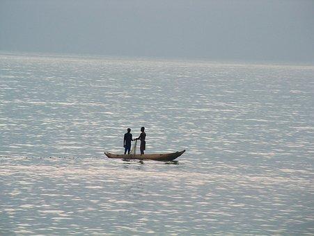 São Tomé And Príncipe, Fishermen, Small-scale Fishing