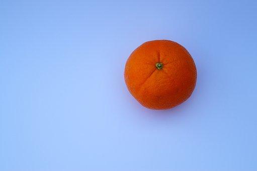 Orange, Fruit, Food, Citrus Fruit, White Undercoat