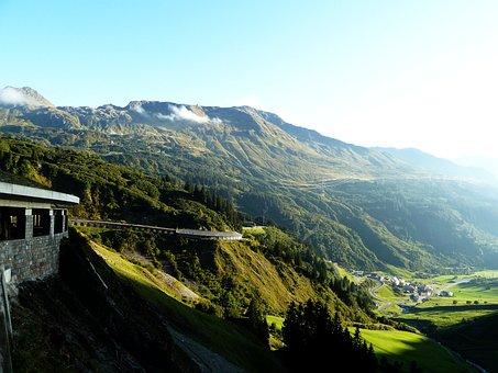 Beautiful, Holiday, Europe, Alpine, Alp, Landscape