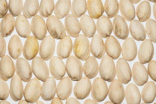 Pistachios, Nutshells, Pistachio Shells, Nuts, Snack