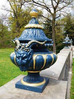 The Statue, Sculpture, Statuette, Ornament, Pszczyna