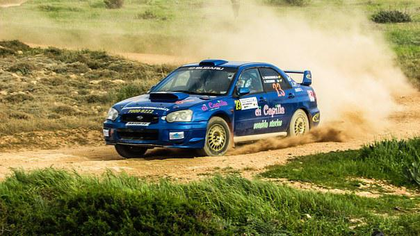 Cyprus, Famagusta Rally, Rally, Car, Competition, Race