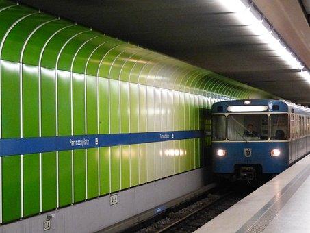 Rapid Transit Tube, Subway, Underground Railway, Metro