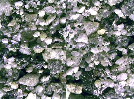 Micro Photos, Sand, Yukon River