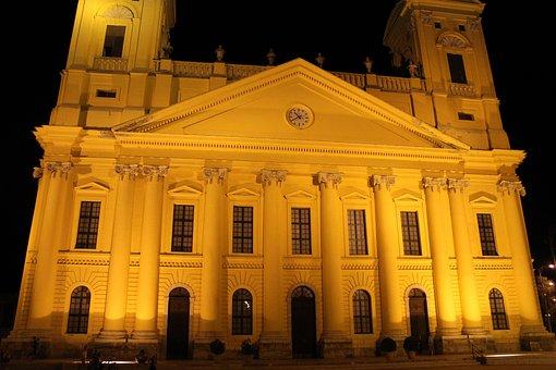Debrecen Hungary, The Great Church Of Debrecen