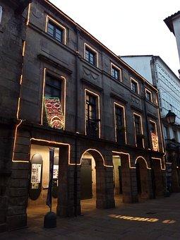 Theatre, Main Theater, Santiago Of Compostela
