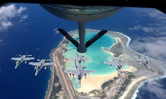 Sky, Clouds, Aircraft, Planes, Jets, Fighters