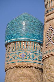 Uzbekistan, Bukhara, Chor Minor