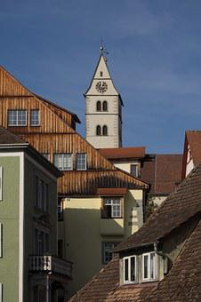 Historic Center, Meersburg, Lake Constance