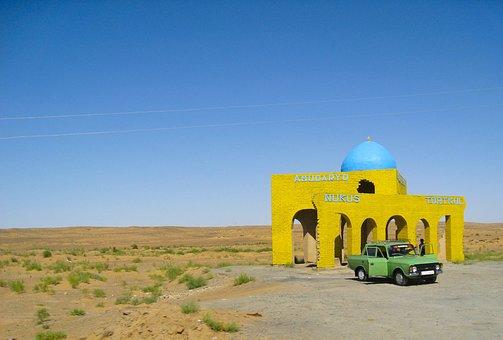Uzbekistan, Nukus, Desert Kyzylkum