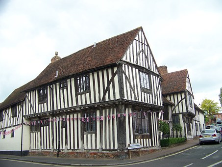 Half Timber, House, Architecture, Old, Half-timbered