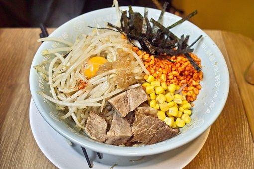 Japan, Ramen, Food, If The, If, Hot