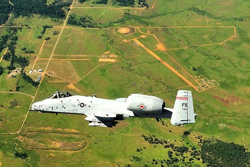 Sky, A-10a Thunderbolt, Jet, Planet, Fighter, Air Force