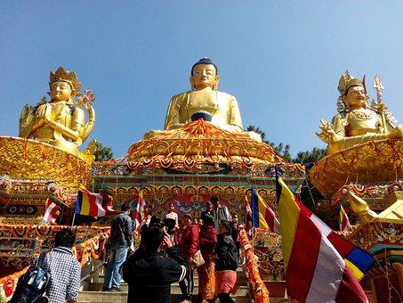 Nepal, Kathmandu, Visit Nepal