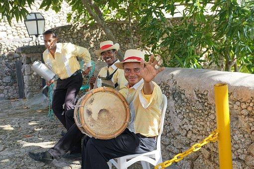 Musician, Caribbean, Altos De Chavons, Fun, Laugh, Joy