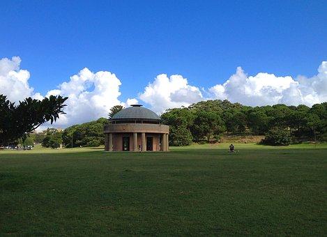 Centennial Park, Sydney, Landscape
