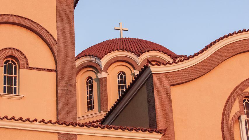 Church, Orthodox, Architecture, Religion, Christianity