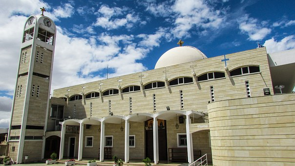 Cyprus, Nicosia, Church, Ayios Dimitrios, Architecture