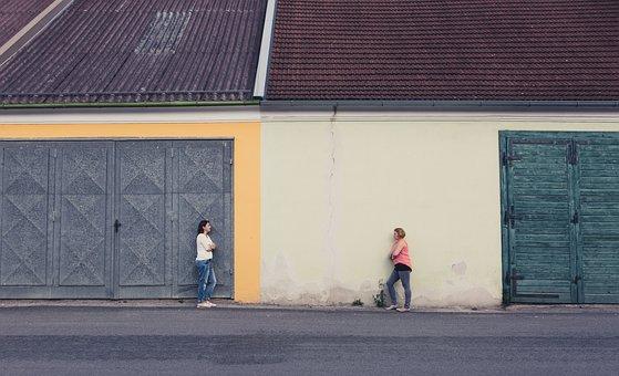 Girlfriends, Friendship, Goal, Green, Grey, Yellow